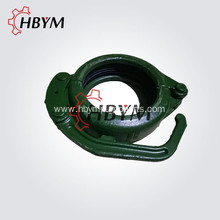 No Adjustable Concrete Pump HD Clamp Coupling